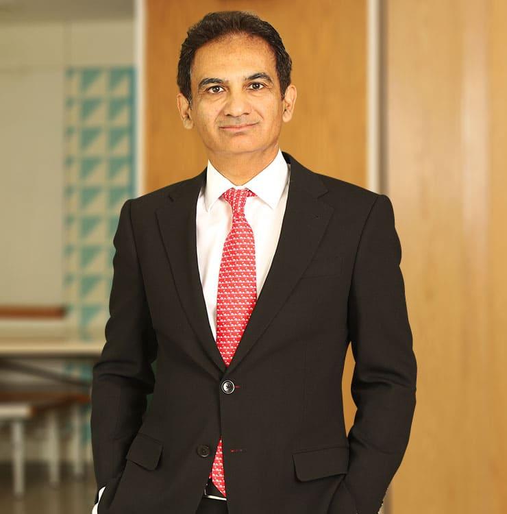 Ali Ahmed Khan | Managing Director