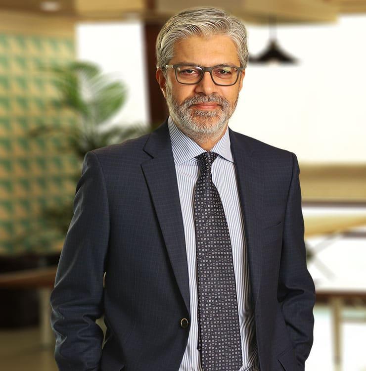 Imran Hussain | Chief Financial Officer & Director Finance