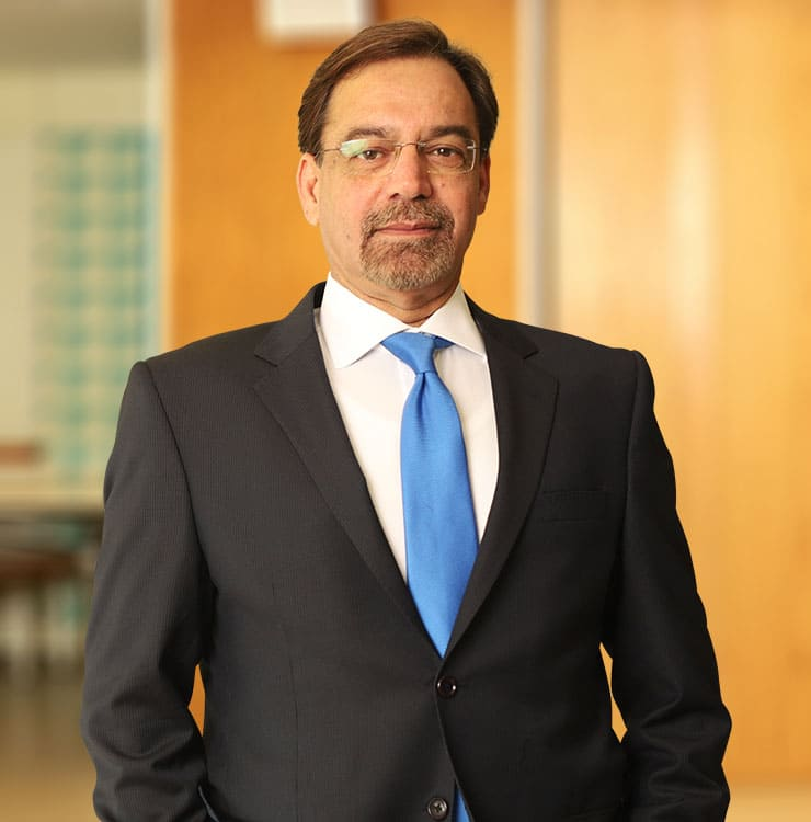 Syed Saud Ahmed Pasha | Director Corporate Affairs & Agri-Business