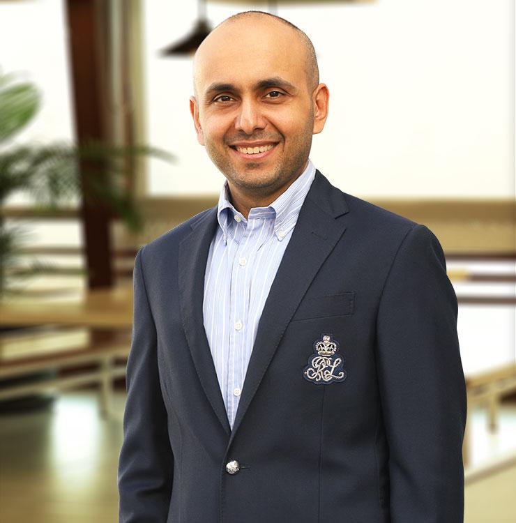 Faisal Razi | Director Marketing