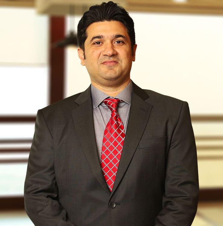 Ali Khan | Director Sales
