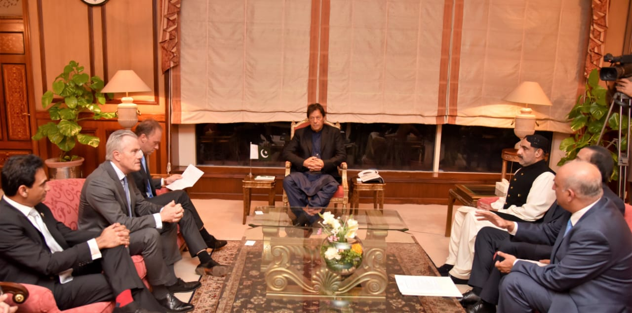 PM Khan Appreciates FrieslandCampina and Engro Foods for investing in Pakistan